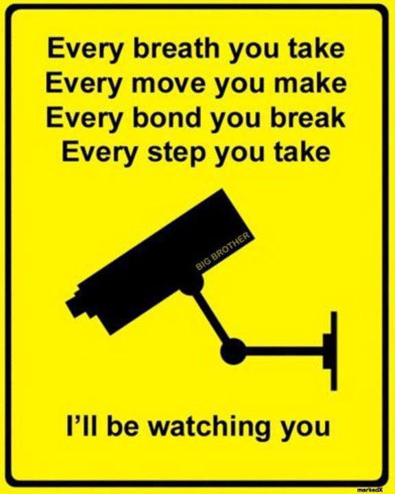 Image result for 1984 big brother is watching you eye