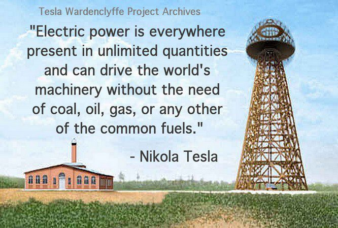 Free Energy conspiracy