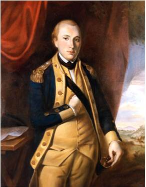 Marquis de Lafayette was a 33rd degree Freemason.