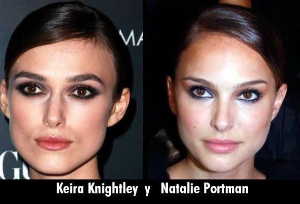 Natalie Portman натали портман и кира найтли