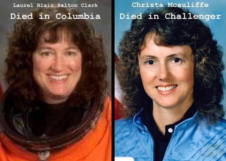 Space Shuttle Challenger Jan 28