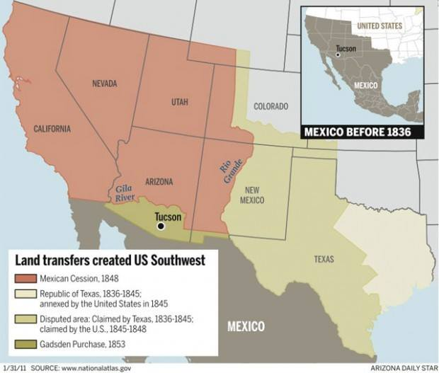 The Other Dispute on the U.S.-Mexico Border