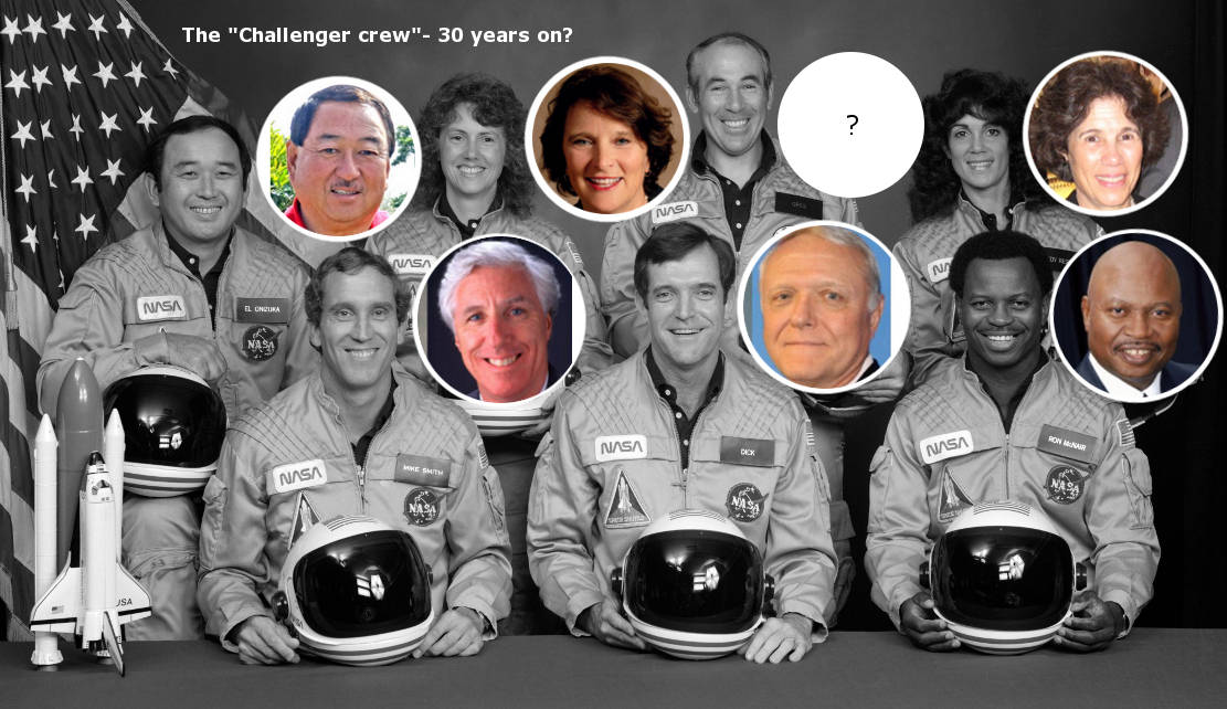 space shuttle challenger 1986 - photo #11