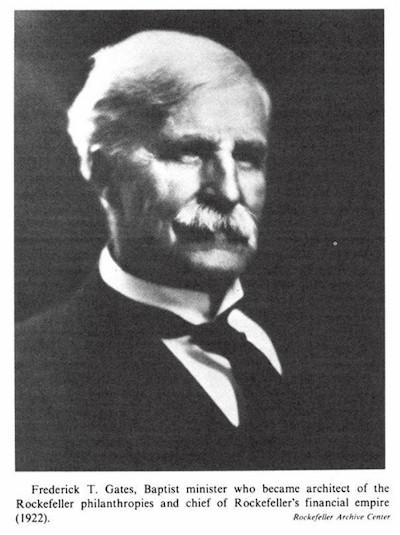 Reverend Fred Gates
