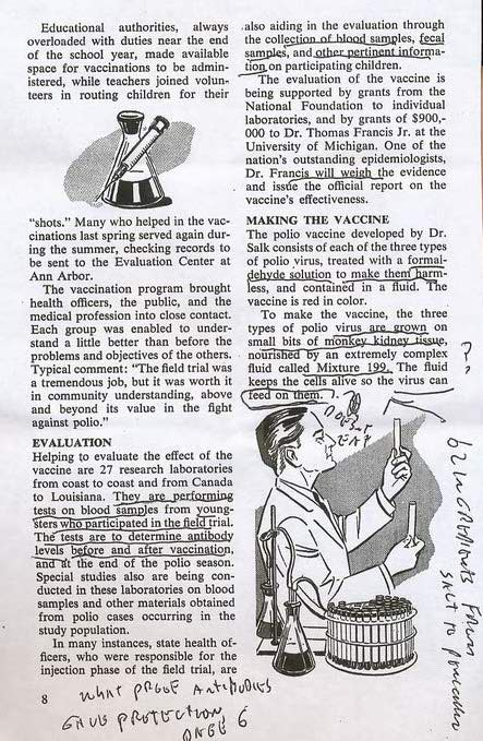 the national foundation for infantile paralysis essay Basil o'connor, the national foundation for infantile paralysis and the reorganization of polio research in the united states, 1935-41.